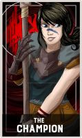 DA: Champion Tarot by Maryloza
