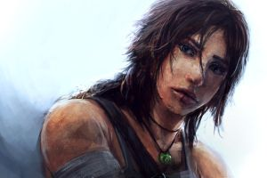 Just Lara Croft by WesleyChen