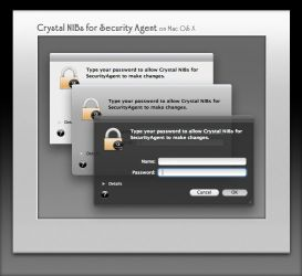 Crystal NIBs for SecurityAgent by marsmuse
