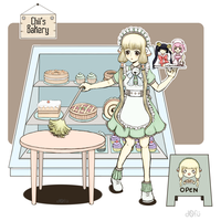 Chii's Bakery by d0fu