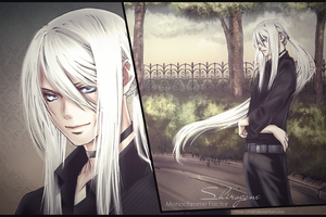 Shirogane. End MF by Chloe--chan