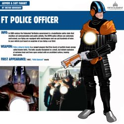 FT Police officer|Fifth Element by Pino44io