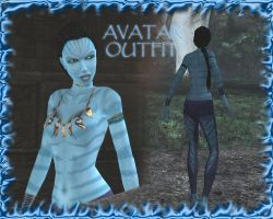 Avatar outfit by Badty92