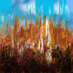 Abstract Autumn by art1st1cDes1gn