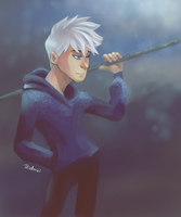 Jack Frost by hielorei