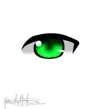 Third Eye I draw by popcorn-baka