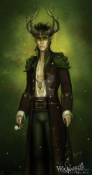 Oberon by MelissaFindley