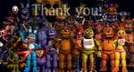 FNAF - Thankyou by Christian2099
