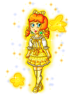 shining flower by ninpeachlover