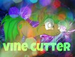[AT] Vine Cutter (W/Background|Effects) by CupcakePieMLPCUTE