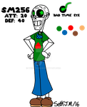 Undertale Fontsona: SM256 by UltimateStudios
