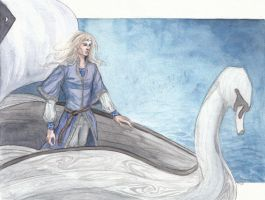 Earendil by DrawnSeawards