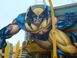 Universal Studios' Wolverine by L1701E