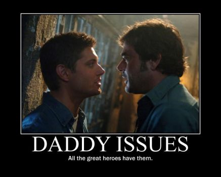 Daddy Issues by BecomingaWallflower