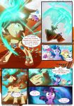 MLP - Timey Wimey page 72 by Bharb