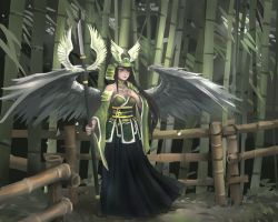 Bamboo Forest by WindHydra