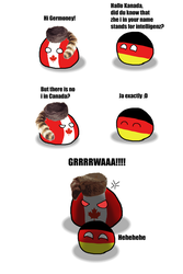 The i in Canada by Arminius1871