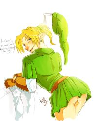 Link wants you by Kim-SukLey