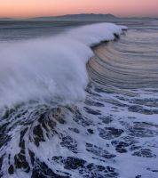 Lucky Wave Shot by babyghia