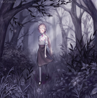 Silverwood by Witchere