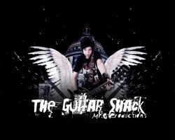 The Guitar Shack by re-director