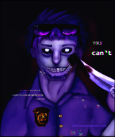 FNAF | Purple by Articoz