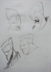 Khen faces by Wagnr