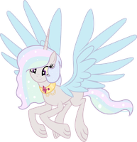MLP Princess Bright Flicker by SpeedPaintJayvee12
