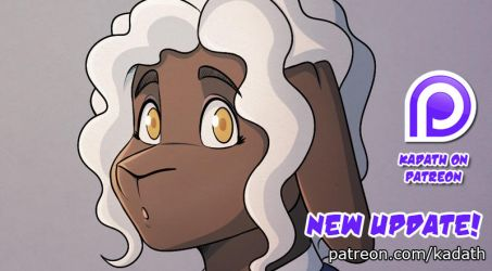 The Pleasure Principle - Page 53 Preview by KadathArt