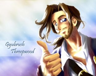 Guybrush - A hopeless case by celandine