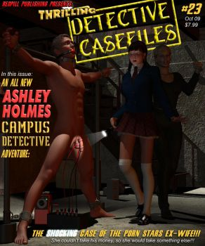 Thrilling Detect. Casefiles 23 by Redpill333