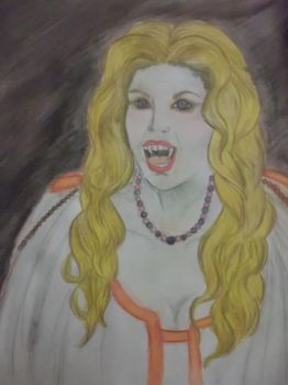 Draculas Bride by YourWayIsLonely