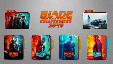 Blade Runner 2049 Folder Icon by faelpessoal