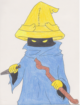 Black Mage by Aeschylus1