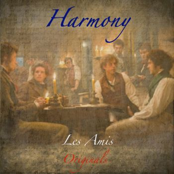 Cover art- Harmony- The originals by Ari-Mizuko