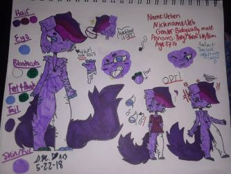 Official 2k18 Ref for Ueben (Ueb) by Reremonkey517