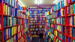 Psychedelic bookshop by Ich0rous