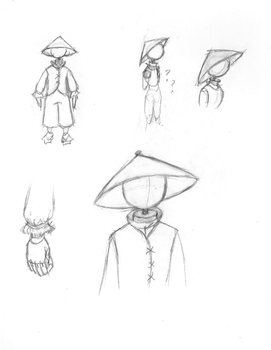 Lampkid Concepts by sketchris