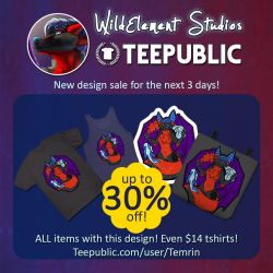 NEW DESIGN! 3 Day Sale! by Temrin