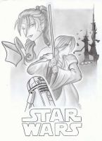 Star Wars: The New Generation. by WeirdGirl