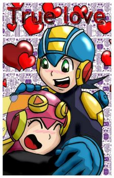 Request - megaman93 by mystic989