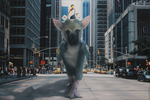Trico goes to New York City by FazeButler