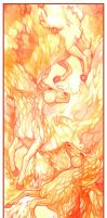 _Forest Fire_ by Aikya