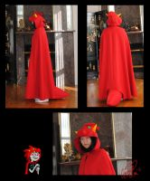 Terezi Dragon Cape by Eyes5