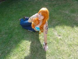 Nami New World 2y later One Piece Cosplay by Lucy-chan90