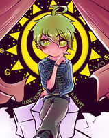 Happy Birthday Amami! {DRv3} by Kamigarin