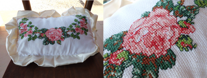 Completely home made pillow by bettaskate89