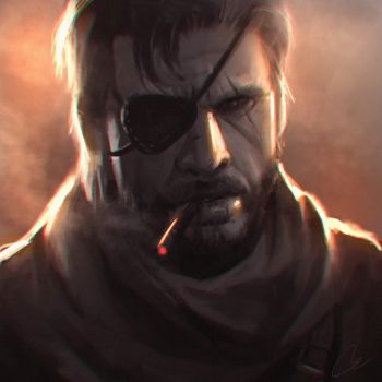 The Phantom Pain by chaosringen