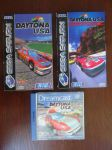 Daytona USA, CCE and 2001 (Saturn and Dreamcast) by BoomSonic514