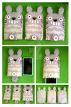 Totoro Itouch and Phone Cases by Brutemusandfriends